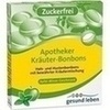 gesund leben Apotheker Kräuterbonbon Apfel-MinzeZF, 37 G, Gehe Pharma Handel GmbH