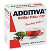 ADDITIVA Heißer Holunder, 100 G, Dr.B.Scheffler Nachf. GmbH & Co. KG