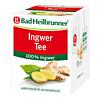 Bad Heilbrunner Ingwer Tee, 8X0.8 G, Bad Heilbrunner Naturheilmittel GmbH & Co. KG