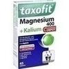 taxofit Magnesium + Kalium Tabletten, 45 ST, MCM Klosterfrau Vertriebsgesellschaft mbH