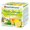 Bad Heilbrunner Heiße Zitrone mit Limette im Pyb, 15X2.5 G, Bad Heilbrunner Naturheilmittel GmbH & Co. KG