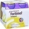 Fortimel Compact 2.4 Aprikosengeschmack, 4X125 ML, Nutricia GmbH