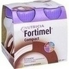 Fortimel Compact 2.4 Schokoladengeschmack, 4X125 ML, Nutricia GmbH