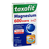 taxofit Magnesium 600 Forte Depot Tabletten, 30 ST, MCM KLOSTERFRAU Vertr. GmbH
