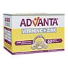 ADVANTA Vitamin C + Zink Depotkapseln, 60 ST, Tsi GmbH & Co. KG