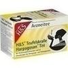 H&S Teufelskralle Harpagosan-Tee FS, 20 ST, H&S Tee - Gesellschaft mbH & Co.