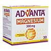 Advanta Magnesium 300mg mit Zitronengeschmack, 30X3.7 G, Tsi GmbH & Co. KG