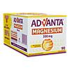 Advanta Magnesium 300mg mit Zitronengeschmack, 90X3.7 G, Tsi GmbH & Co. KG