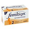 Femibion Schwangerschaft 2 D3 + DHA + 400ug Folat, 2X30 ST, Merck Selbstmedikation GmbH