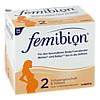 Femibion Schwangerschaft 2 D3 + DHA + 400ug Folat, 2X96 ST, Merck Selbstmedikation GmbH