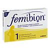 Femibion Schwangerschaft 1 D3 + 800ug Folat, 30 ST, P&G Health Germany GmbH