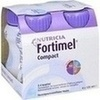 Fortimel Compact 2.4 Neutral, 4X125 ML, Nutricia GmbH