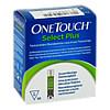 One Touch Select Plus Blutzucker Teststreifen, 50 ST, LifeScan Deutschland GmbH