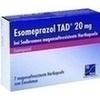 Esomeprazol TAD 20mg bei Sodbrennen, 7 ST, TAD Pharma GmbH