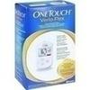 One Touch Verio Flex Blutzuckermesssystem mmol/L, 1 ST, Lifescan Geschäftsbereich der Johnson & Johnson Medical GmbH