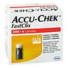 ACCU CHEK FastClix Lanzetten, 204 ST, Aca Müller/Adag Pharma AG