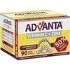 ADVANTA Vitamin C + Zink Depotkapseln, 90 ST, Tsi GmbH & Co. KG