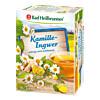 Bad Heilbrunner Kamille-Ingwer Tee, 15 ST, Bad Heilbrunner Naturheilm. GmbH & Co. KG