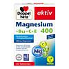 Doppelherz Magnesium 400 + B12 + C + E, 30 ST, Queisser Pharma GmbH & Co. KG