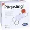 Pagasling Mulltupfer steril pflaumengroß Gr.3, 20X4 ST, Paul Hartmann AG