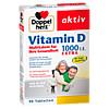 Doppelherz Vitamin D 1000 I.E. Extra, 90 ST, Queisser Pharma GmbH & Co. KG