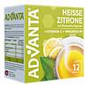 ADVANTA Heiße Zitrone Magnesium, 12X12 G, Tsi GmbH & Co. KG
