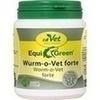 EquiGreen Wurm-o-Vet forte, 75 G, cd Vet Naturprodukte GmbH