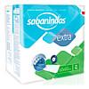 Sabanindas extra 60 x 60 cm Bettschutzeinlage, 6X20 ST, Attends GmbH