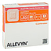 ALLEVYN Gentle Border Lite 5x5cm Schaumverband, 10 ST, B2b Medical GmbH