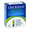 One Touch SelectPlus Blutzucker Teststreifen, 50 ST, kohlpharma GmbH