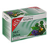 H&S Detox Vitaltee, 20 ST, H&S Tee - Gesellschaft mbH & Co.