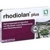 RHODIOLAN plus Kapseln, 20 ST, Dr. Loges + Co. GmbH