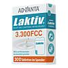 LAKTIV ADVANTA Laktasetabletten 3300 FCC 21g, 300 ST, TSI Consumer Goods GmbH