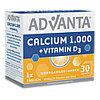ADVANTA Calcium 1000mg + Vitamin D3 Sachets, 30X6.2 G, Tsi GmbH & Co. KG
