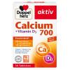 Doppelherz Calcium 700+Vitamin D3, 30 ST, Queisser Pharma GmbH & Co. KG