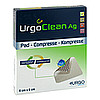UrgoClean Ag 6x6 cm, 10 ST, Urgo GmbH