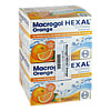 Macrogol HEXAL Orange, 100 ST, HEXAL AG