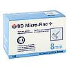 BD Micro-Fine + Pen Nadeln 0.25x8 mm, 100 ST, kohlpharma GmbH