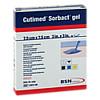 Cutimed Sorbact Gel Kompressen 7.5x7.5cm, 10 ST, Emra-Med Arzneimittel GmbH