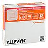 Allevyn Gentle Border Lite 5x5 cm Schaumverb., 10 ST, Emra-Med Arzneimittel GmbH