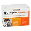 IBU-ratiopharm direkt 200 mg Pulver zum Einnehmen, 20 Stück, ratiopharm GmbH