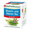 Bad Heilbrunner Blasen- und Nieren Tee, 8X1.75 G, Bad Heilbrunner Naturheilmittel GmbH & Co. KG