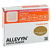 ALLEVYN Gentle Border 10x10 cm Schaumverb., 10 ST, B2b Medical GmbH