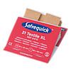 SALVEQUICK Pflasterabschnitte elastisch, 21 ST, Gramm Medical Healthcare GmbH