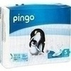 Bio Windeln Junior 12-25kg Pinguin - PINGO SWISS, 36 ST, Don Dandrea Deutschland AG