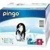Bio Windeln Maxi Jumbo 7-18kg Pinguin- PINGO SWISS, 80 ST, Don Dandrea Deutschland AG