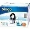 Bio Windeln Midi Jumbo 4-9kg Pinguin - PINGO SWISS, 88 ST, Don Dandrea Deutschland AG