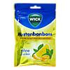 WICK Zitrone & natürliches Menthol oZ Beutel, 72 G, Dallmann's Pharma Candy GmbH