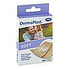 DermaPlast SOFT Wundpflaster 6x10 cm, 10 ST, Paul Hartmann AG