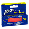 Macks Earplugs Hot Orange, 2X2 ST, AAFI TRADING GmbH